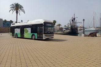 L'EMT prova un autobús d'hidrogen